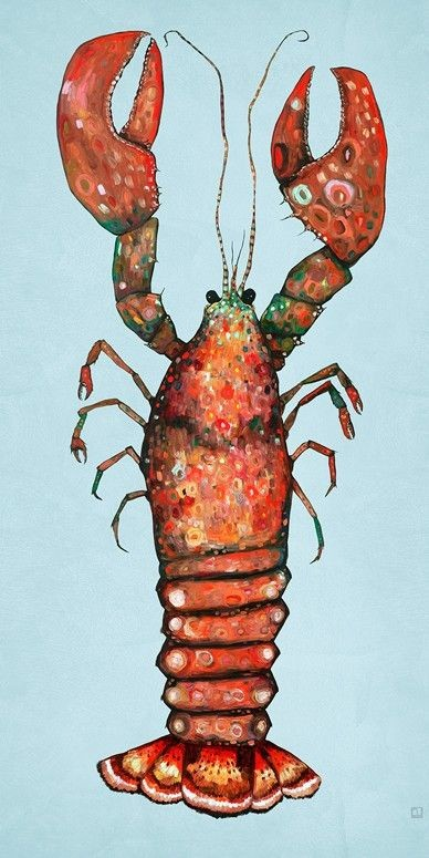 The Lobster Shop.  Балет. Брюссель