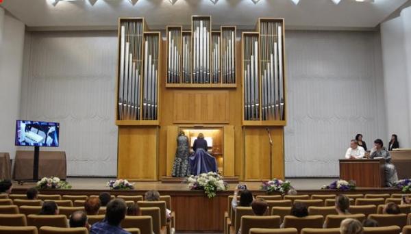 Вечер органных ансамблей «Органные откровения обо всём на...