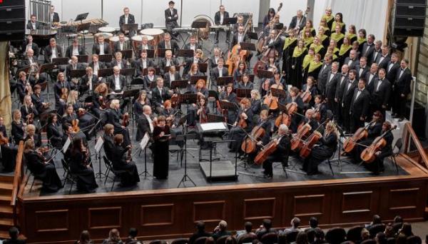 Вместо программы «Немецкий реквием» состоится концерт «НЕ...