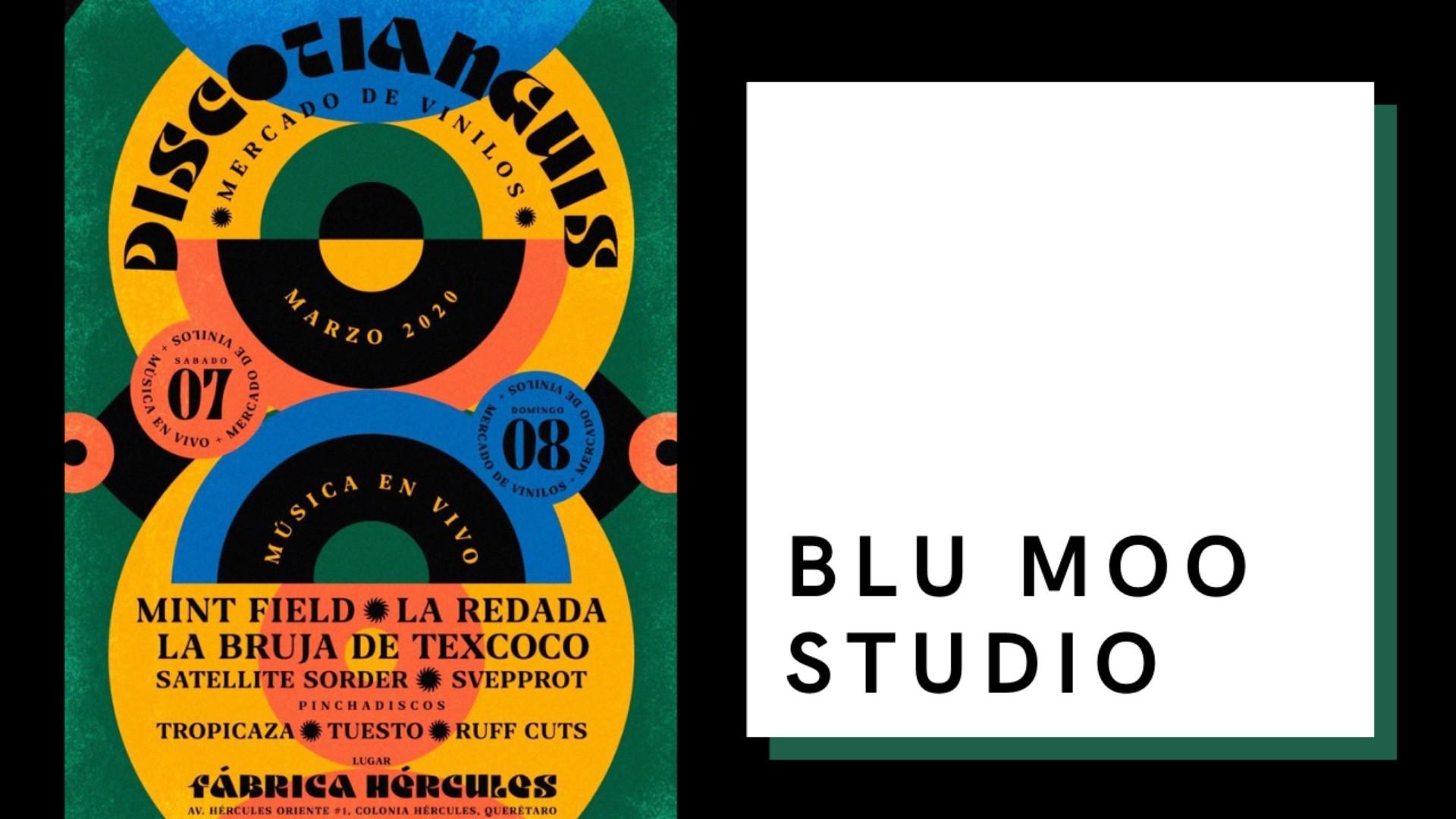 Психоделика от Blue Moon Studio