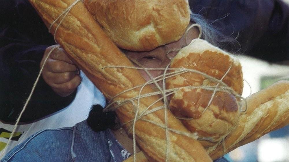 Tatsumi Orimoto «Человек хлеб» (2001)