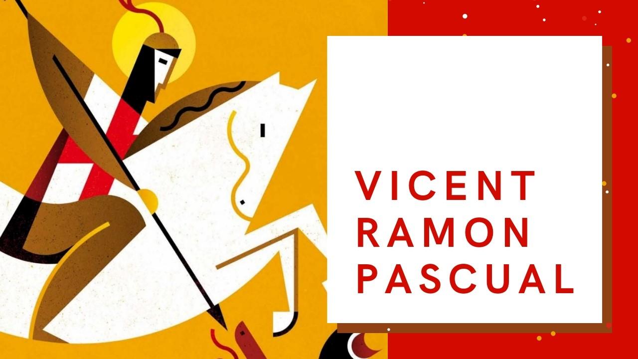 Иисус в иллюстрацииях Vicent Ramon Pascual