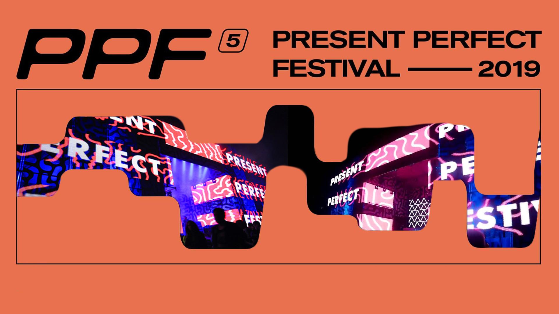 Present Perfect Festival